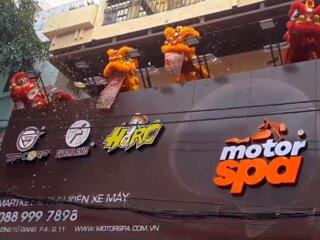 MOTORSPA - Chào Mừng Khai Trương