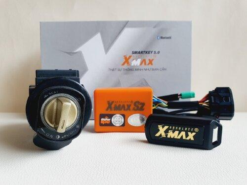 SMARTKEY XMAX 5.0 (S) VER 2 - DÀNH CHO XE WINNER V1, FUTURE, WAVE,...